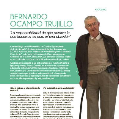 Entrevista Dr Bernardo Ocampo Trujillo