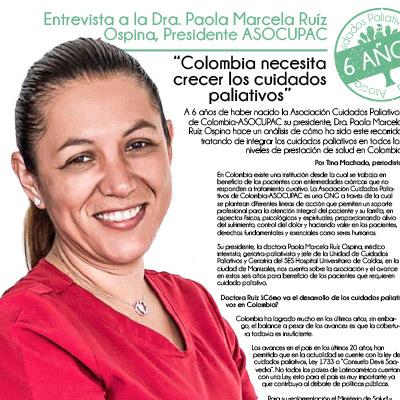 Entrevista Presidente ASOCUPAC